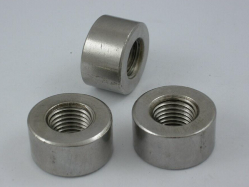 Stainless steel round nut